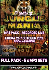 19 Years of Jungle Mania