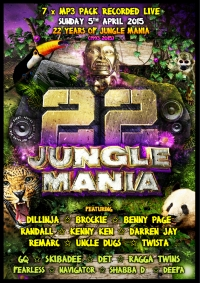 22 jungle mania mp3 pack