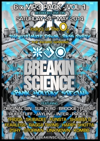 Breakin Science May 2014 Vol 1