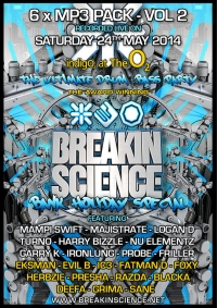 Breakin Science May 2014 Vol 2