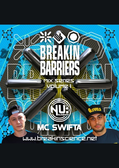 breakin barriers vol 1