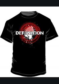 DEF:INITION Black T-shirt