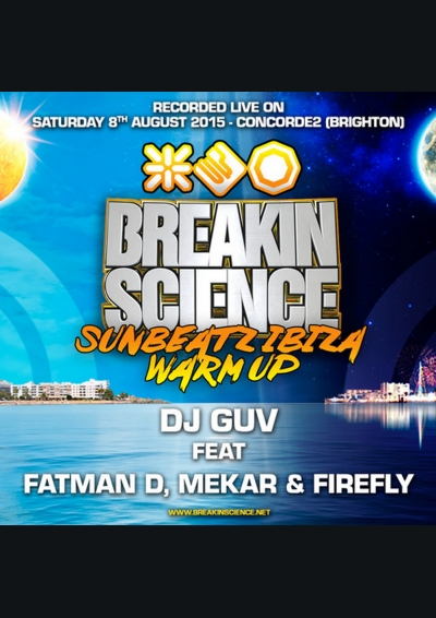 guv brighton breakin science