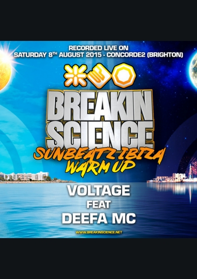 voltage breakin science brighton august 2015